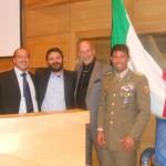 testimone legalità Regione Lazio Aiss Italia Franco Cecconi