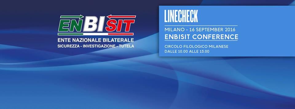 Enbisit Conference Milano 16 Settembre