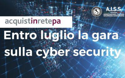 CONSIP Entro luglio la gara sulla cyber security